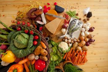natural skin diet